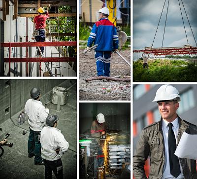 Accompagner les emplois et les compétences des industries pour la construction