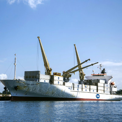 Etude sur le transport maritime et fluvial de marchandises en Nouvelle-Aquitaine