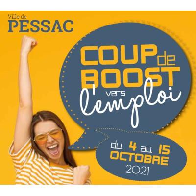 Du 4 au 15 octobre, Coup de boost vers l'emploi à Pessac