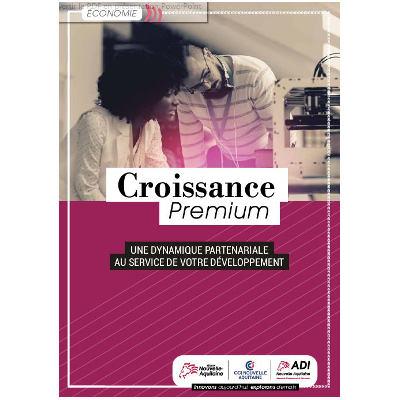Croissance Premium, nouveau programme pour la compétitivité des entreprises en Nouvelle-Aquitaine