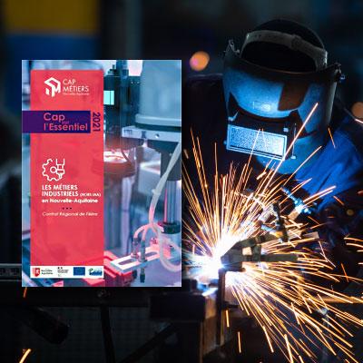 Les métiers industriels en Nouvelle-Aquitaine dans le cadre du Contrat régional de filière