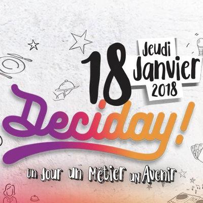 Le Fafih organise une journée de découverte des métiers : Deciday !