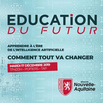 Education du futur : apprendre à l'ère de l'intelligence artificielle