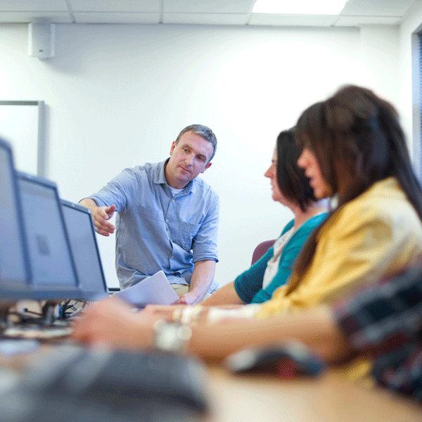 Atelier « Repérer des entreprises » à l'EMA de Pessac