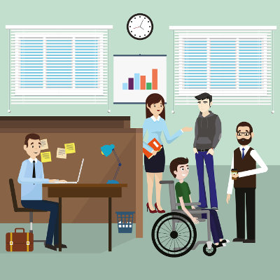 Handicap : une convention pour l'emploi accompagné