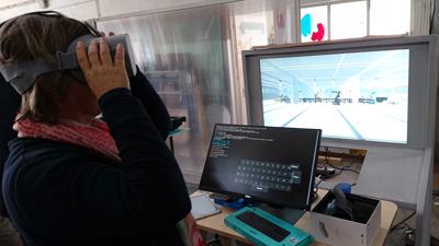 """""""Mission connexion"""" : l'escape game sur les métiers du numérique au Centre Vincent Merle de Pessac"""