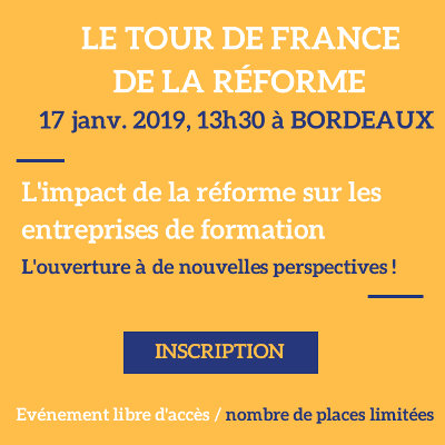 Tour de France de la Réforme de la FFP : Pessac le 17 janvier