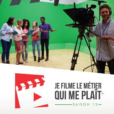 Lancement des concours  « Je filme ma formation » & « Je filme le métier qui me plait »