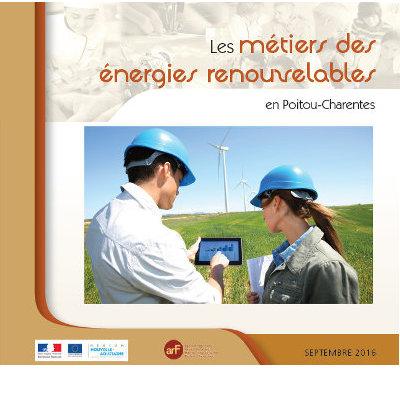 Portrait régional des métiers des énergies renouvelables