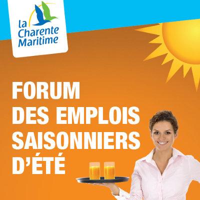 Une journée pour préparer le forum de l'emploi saisonnier de la Rochelle