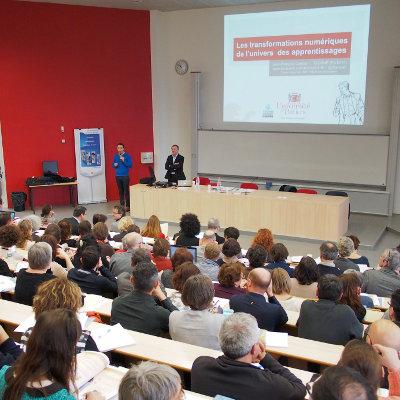 Forum formation : les pratiques pédagogiques à l'ère du numérique