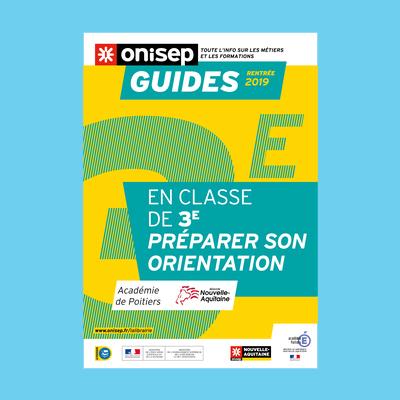 Des guides pour préparer son orientation au lycée