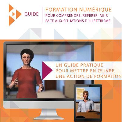 Nouveau guide de l'ANLCI pour monter des actions de formation