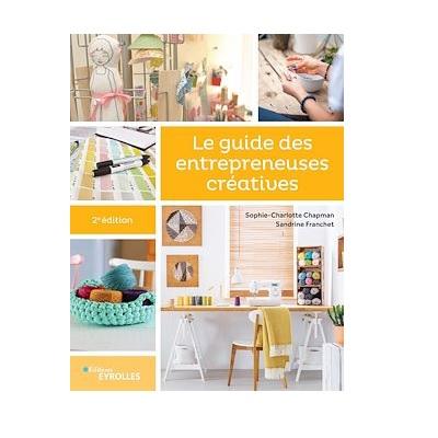 """C@pLibris : ebook """"Le guide des entrepreneuses créatives"""""""