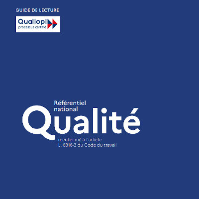 Actualisation du guide sur le référentiel national qualité