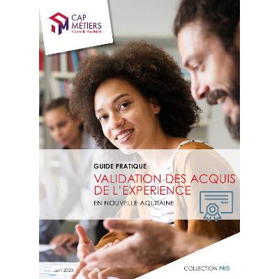 Le guide de la VAE en Nouvelle-Aquitaine 2020 est en ligne