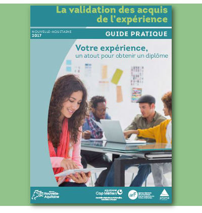 Un Guide pratique de la VAE en Nouvelle-Aquitaine