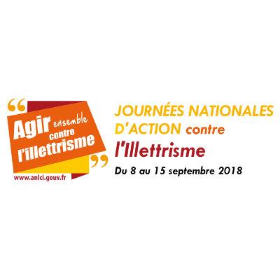 Les journées Nationales d'Action contre l'Illettrisme en Nouvelle-Aquitaine