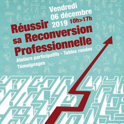 S'informer sur la reconversion professionnelle le 6 décembre à Bayonne