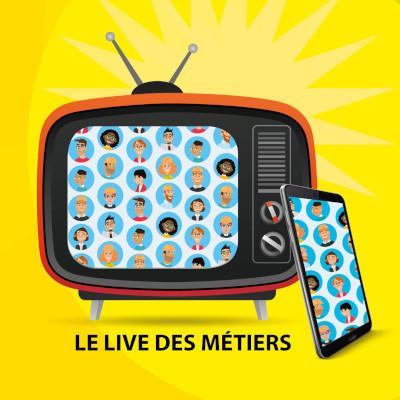 Nouvelle saison du Live des Métiers
