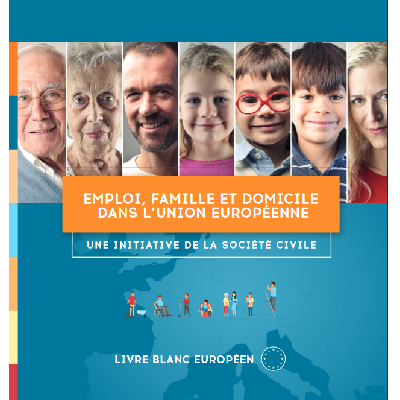 Livre blanc des emplois à domicile en Europe