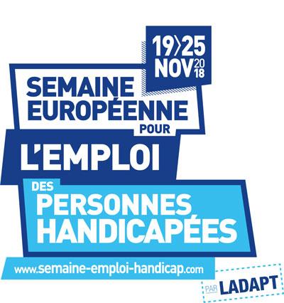 Semaine européenne pour l'emploi des personnes handicapées #SEEPH2018