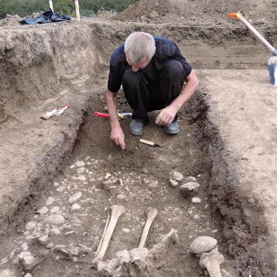Dix métiers de l'archéologie en vidéos