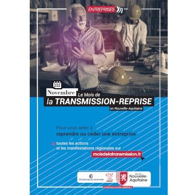 4ème édition du mois de la transmission reprise en Nouvelle-Aquitaine