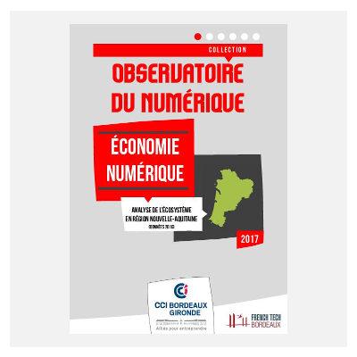 Economie numérique : analyse de l'écosystème en Nouvelle-Aquitaine