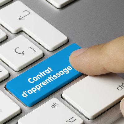 Niveaux de prise en charge du contrat d'apprentissage