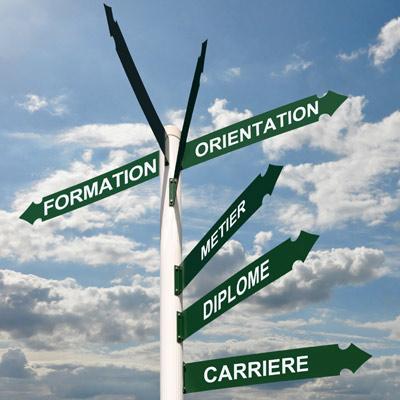 Nouveaux dossiers en ligne en lien avec l'orientation et les parcours professionnels
