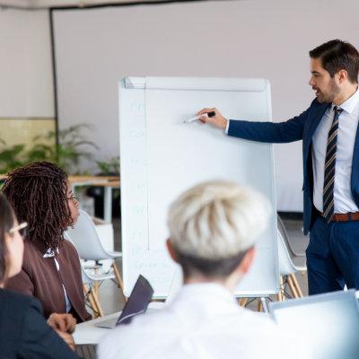 Panorama social de la branche des organismes de formation