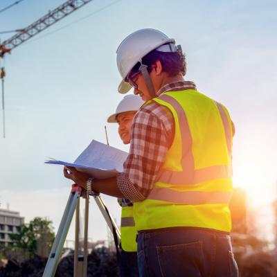 POEC dans le secteur de la construction : stabilité dans le taux d'insertion des sortants