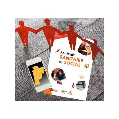 Portraits départementaux emploi-formation du sanitaire et social en Nouvelle-Aquitaine