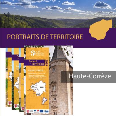 Portrait statistique de la Haute-Corrèze