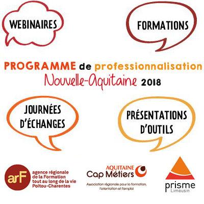 SAFRAN : Programme régional de professionnalisation 2018