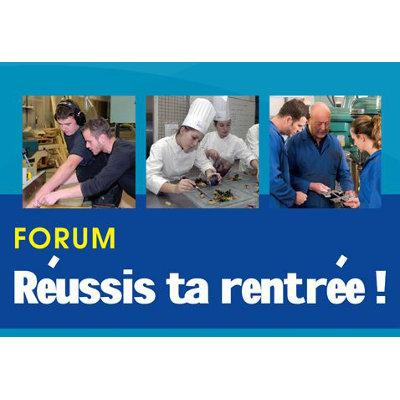 """Forums """"Réussis ta rentrée !"""""""