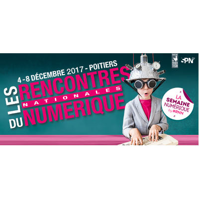Une semaine de Rencontres du numérique à Poitiers