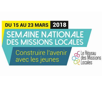 Semaine nationale des Missions Locales du 15 au 23 mars