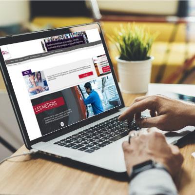 Un nouveau look pour SIMFEAWEB, la plateforme statistiques de Cap Métiers