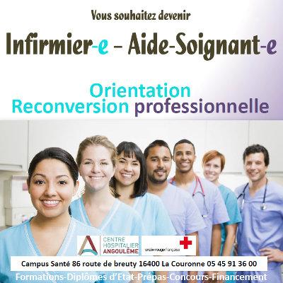 Soirée Portes ouvertes du Campus Santé d'Angoulême