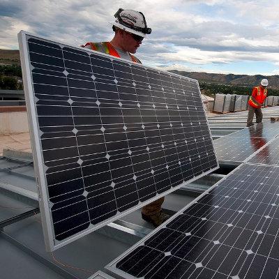 Etude prospective sur la filière solaire