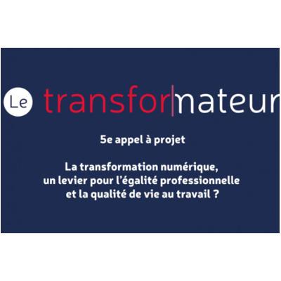 Appel à projets : la transformation numérique peut-elle constituer un levier pour l'égalité professionnelle et la qualité de vie au travail ?
