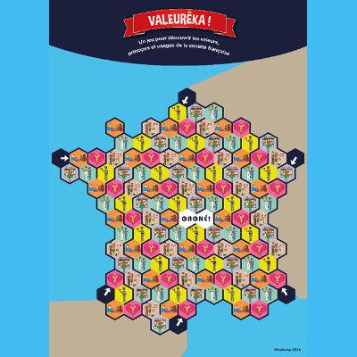 SAFRAN « Boite à outils du formateur » : un jeu pour découvrir les valeurs de la société française - 22 mai 2018
