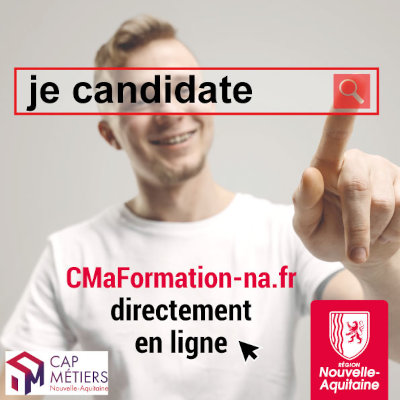 """Expérimentation """"auto-positionnement"""" des candidats sur les actions de formation Région"""