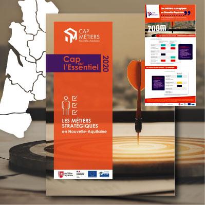Les métiers stratégiques en Nouvelle-Aquitaine : zoom sur les métiers les plus porteurs administratifs-financiers et numériques