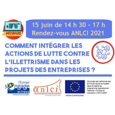 Comment intégrer les actions de lutte contre l'illettrisme dans les projets des entreprises ?